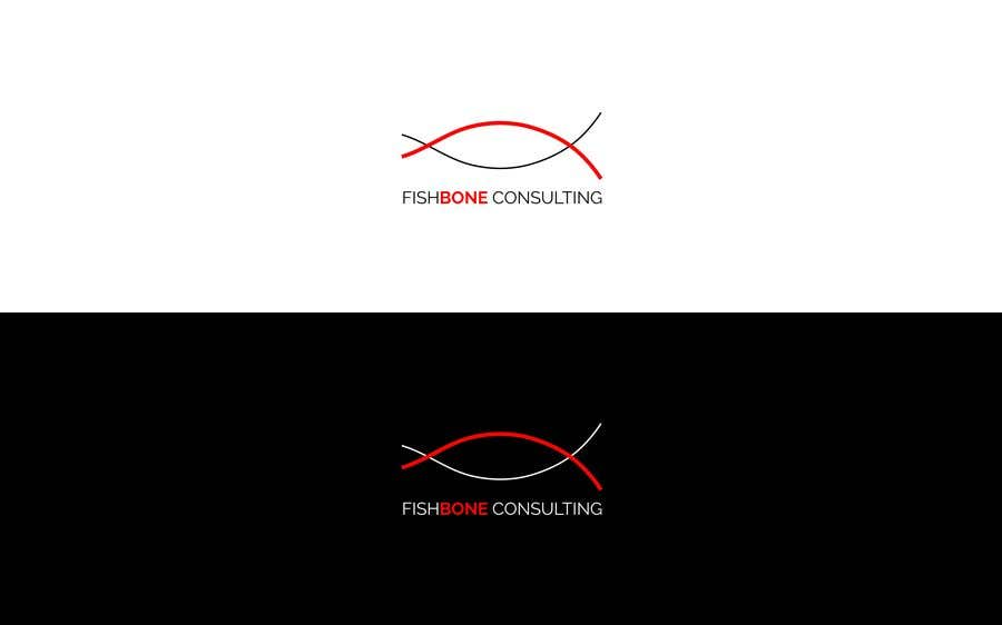 Contest Entry #72 for Logo Design - Fishbone Consulting