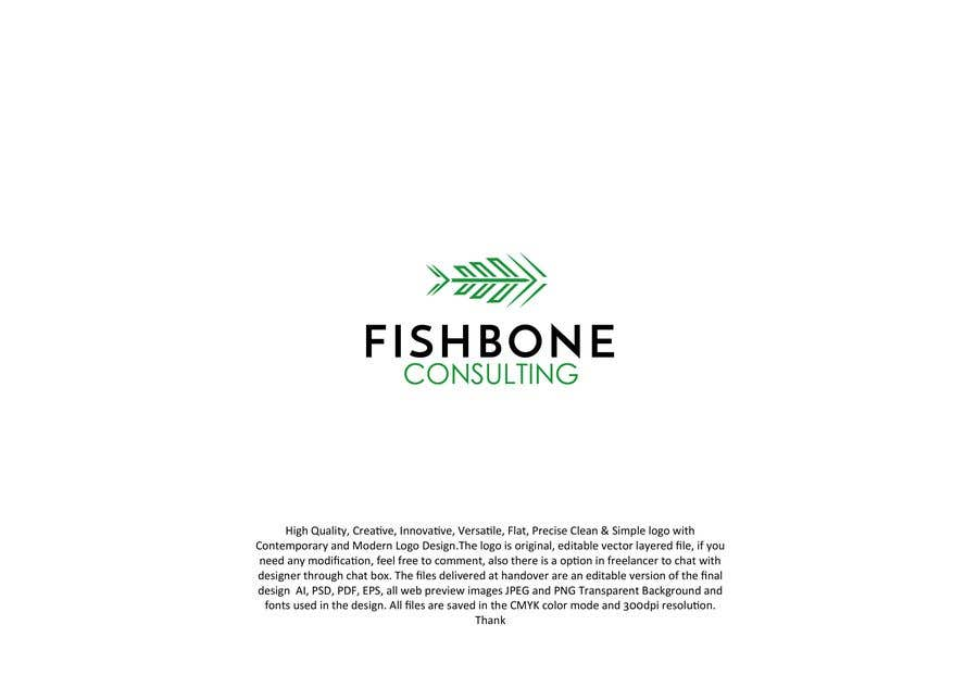 Contest Entry #91 for Logo Design - Fishbone Consulting