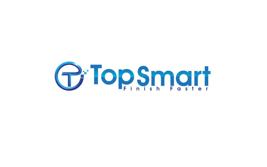 #68 for Logo Design for TopSmart (Educational Testing Website) by phyreinnovation