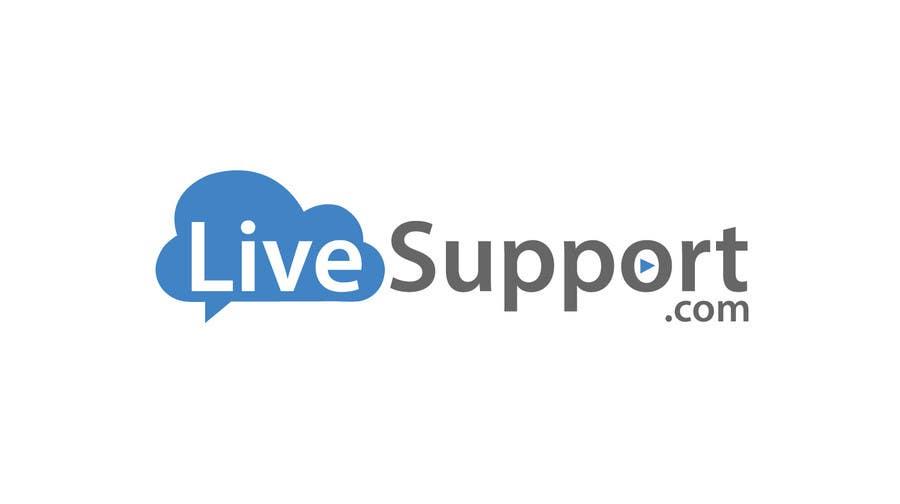 Contest Entry #127 for Logo Design for livesupport.com