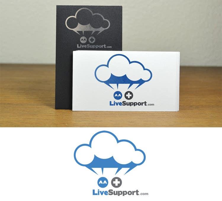 Contest Entry #160 for Logo Design for livesupport.com