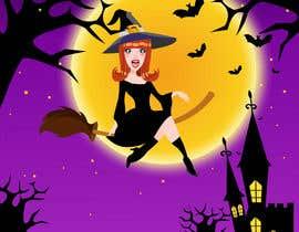 nº 29 pour Miss Coco Peru Halloween par istykristanto