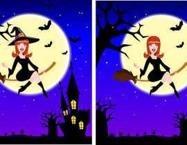 nº 51 pour Miss Coco Peru Halloween par istykristanto