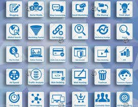 #10 for Icons for desktop application needed - wine by Onefilter