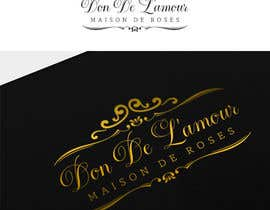 #12 para Design a Logo for Luxury French Florist 2 por FlexKreative