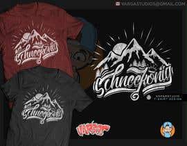 #72 для T-Shirt Design від GribertJvargas