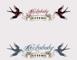 galinah tarafından Design a Logo for Rockabilly Clothing for children için no 42