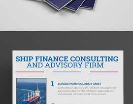 #50 for Create a Corporate Fact Sheet (Teaser) for a Ship-Finance Consulting Firm by Akheruzzaman2222
