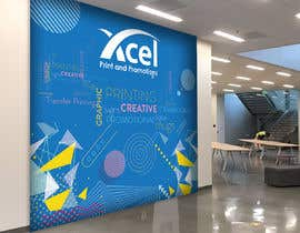 #11 cho Design a wall graphic bởi ayahmohamed129