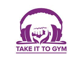 #24 for Take It To Gym Logo by Bokul11