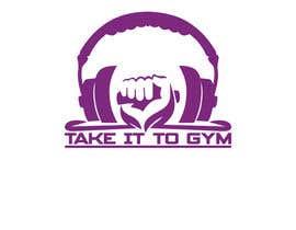 #29 for Take It To Gym Logo by Bokul11