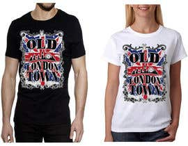 #130 for T-Shirt Design: Old London Town by feramahateasril