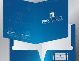 #21 for Design a presentation folder  for - Prosperity Homes af JakiZack