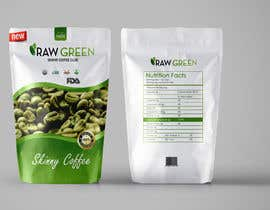 nº 19 pour New Packaging Design For Green COofee par lookandfeel2016