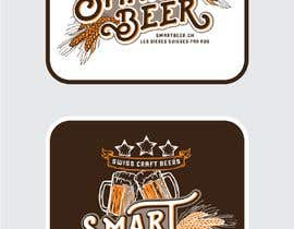 #52 for Design an awesome Sticker for Beer box shipping by asaduzaman