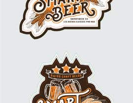 #53 for Design an awesome Sticker for Beer box shipping by asaduzaman