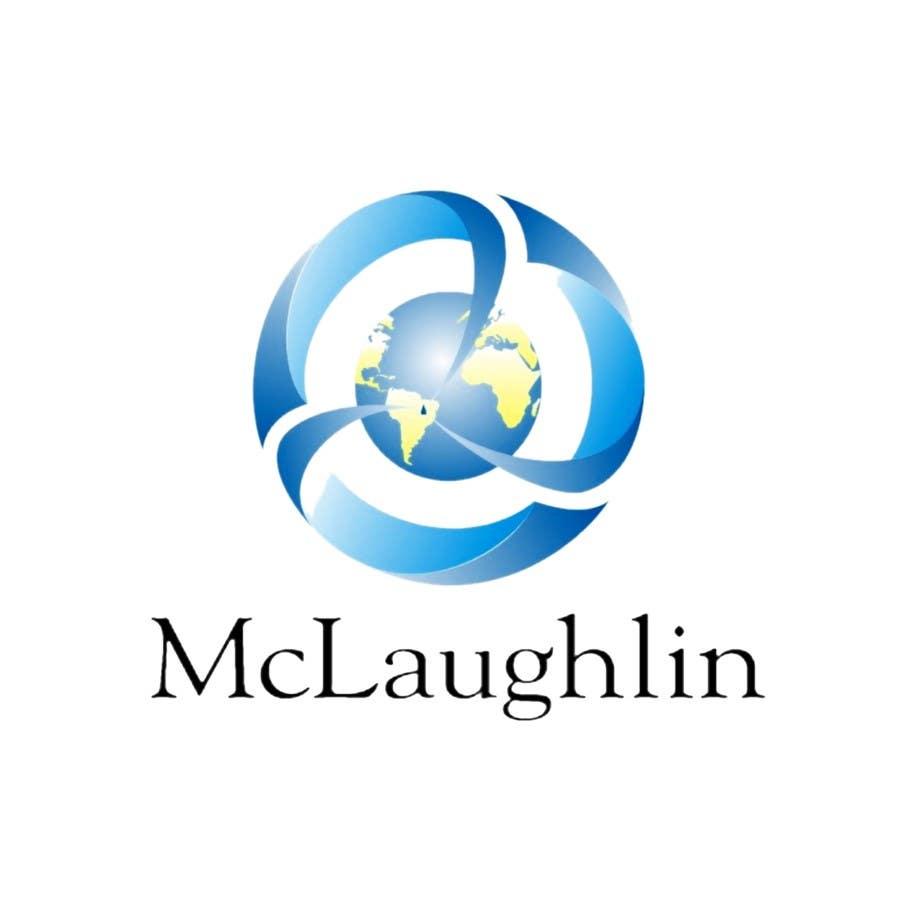 Конкурсная заявка №64 для Logo Design for www.McLaughlinPI.com