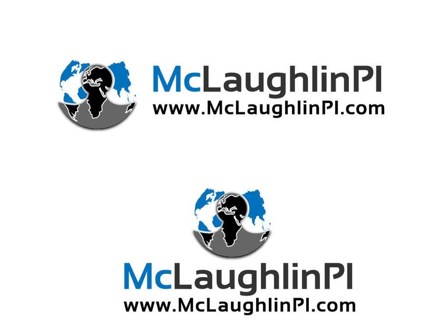 Конкурсная заявка №10 для Logo Design for www.McLaughlinPI.com