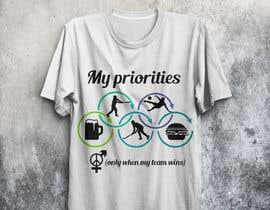 #21 para T-shirt printing por mastergamal201
