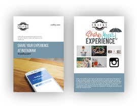 "#22 untuk Create 4"" x 6"" double sided flyers to promote my companies instagram oleh pipra99"