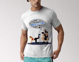Nro 26 kilpailuun T shirt design käyttäjältä Tamim08