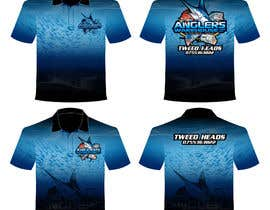 #42 for Design Sublimated Staff Shirts by dandrexrival07