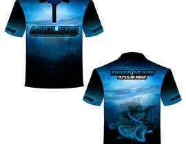 #94 for Design Sublimated Staff Shirts by dandrexrival07