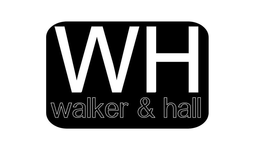 Contest Entry #502 for Logo Design for Walker and Hall