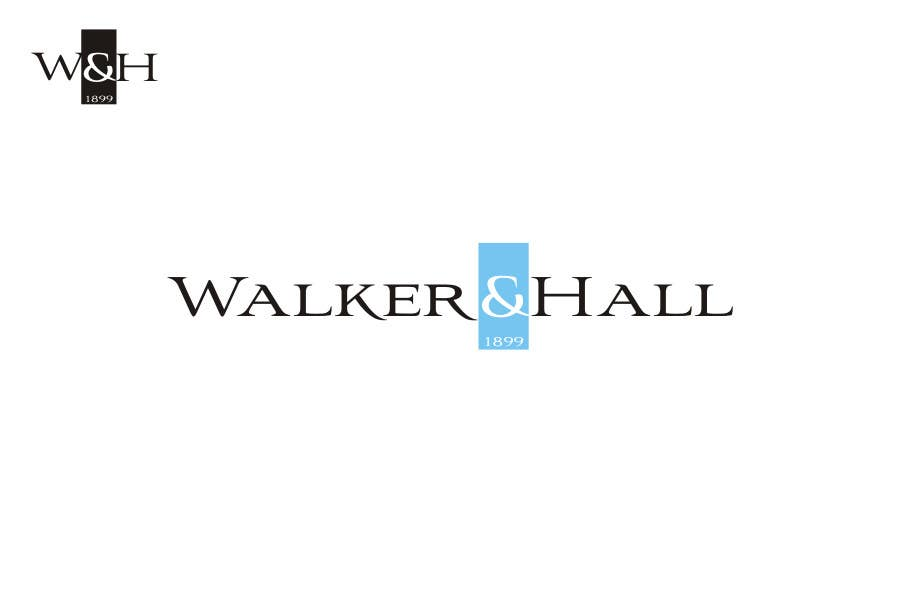 Contest Entry #294 for Logo Design for Walker and Hall
