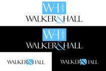 Graphic Design Contest Entry #370 for Logo Design for Walker and Hall