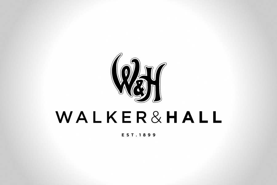 Contest Entry #176 for Logo Design for Walker and Hall