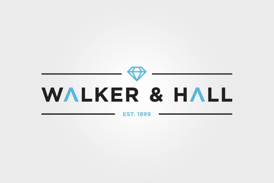 Contest Entry #215 for Logo Design for Walker and Hall