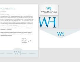 #183 para Logo Design for Walker and Hall de thedocmaster