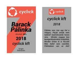 #1 for Design company branded spirit label ( front+back ) by Harisbutt2