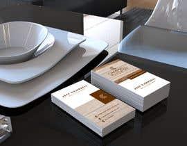 #80 for Cabinet Maker Logo and Business Cards af RamsdenDesign