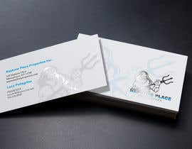 #42 for Design a Logo and business card for Neptune Place Properties Inc. by dizzoffice