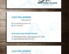 #45 for Design a Logo and business card for Neptune Place Properties Inc. by dizzoffice