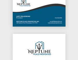 #36 for Design a Logo and business card for Neptune Place Properties Inc. by cbarberiu