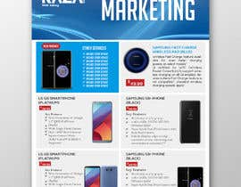 SLP2008 tarafından Create a flyer template for Email Marketing için no 21