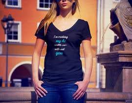 #124 para tshirt designes (text only) de stsohel92