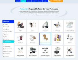 #81 for Redesign Homepage of Storefront af pixelwebplanet