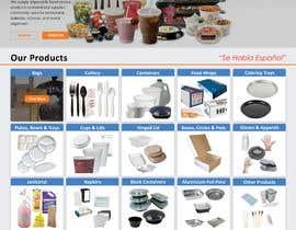 #112 for Redesign Homepage of Storefront af SaifulSk