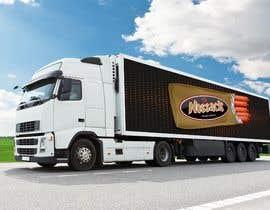 Nro 48 kilpailuun Make truck wrap artwork käyttäjältä osamaismail999
