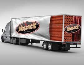 Nro 23 kilpailuun Make truck wrap artwork käyttäjältä EdenElements