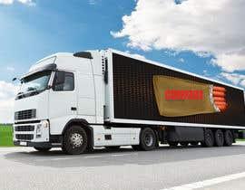 Nro 45 kilpailuun Make truck wrap artwork käyttäjältä ebrahem12