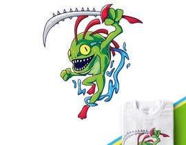 medokhaled tarafından Hand drawn T-Shirt Designs için no 47