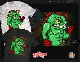 GribertJvargas tarafından Hand drawn T-Shirt Designs için no 40