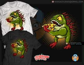 GribertJvargas tarafından Hand drawn T-Shirt Designs için no 41