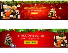 #29 for Hamper Christmas Banner by sohelrana22909
