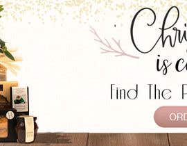 #14 for Hamper Christmas Banner by sonalfriends86